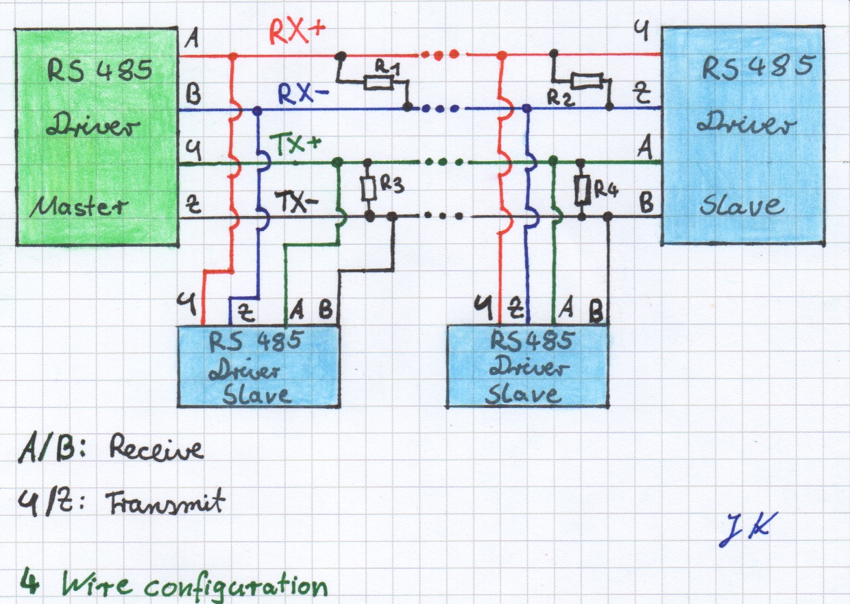 Rs 485 Wiring Diagram Arduino Sketch Not Lossing Rs485 Ptz Getting The On Bus Johannes Kinzigs Blog Rh Johanneskinzig De Modbus Connection